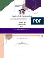 Cuadernillo para Tecnología 1 grado