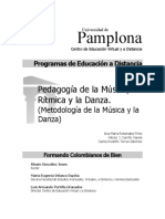 metodologiadelamusicayladanza