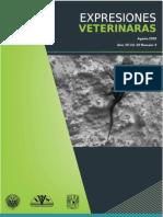Expresiones Veterinarias, Agosto 2020