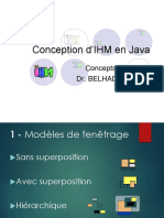 Java Interfaces SWING
