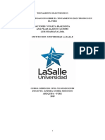 ARTICULO DE INVESTIGACION TESTAMENTO ELECTRONICO