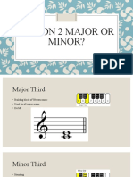 Music Theory Lesson 2