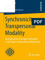 (Masters of Peace) Morten Frederiksen (auth.) - Synchronicity as Transpersonal Modality_ An Exploration of Jungian Spirituality in the Frame of Transrational Philosophy-Springer (2016).pdf