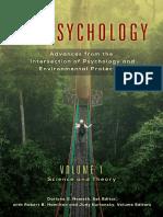 (Practical and Applied Psychology) Darlyne Nemeth, Robert Hamilton, Judy Kuriansky - Ecopsychology_ Advances from the Intersection of Psychology and Environmental Protection [2 vols.]-Praeger (2015).pdf
