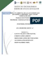 REPORTE DE INVESTIGACIÓN DOCUMENTAL