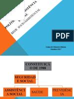 APRESENTAÇÃO REDE  SOCIOASSISTENCIAL FINAL