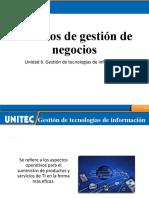 Unidad 6. Gestión de tecnologías de información.pptx
