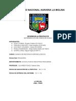 informe QRH N°8