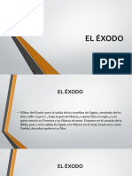 27. El Exodo