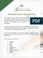 E-book+Utensílios