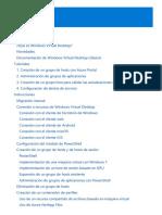 Que es Windows Virtual Desktop