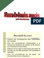 Cours_Bases de données avancées_Moulla
