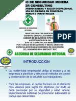 Diapositivas Sesión 7 Seguridad Minera