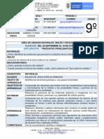 GRADO 9  PERIODO 4 GUIA 1 V1 GRUPO NATURALES INGLÉS EDUFÍSICA (1)
