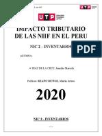 Tarea S03 - NIC 2 - Inventarios