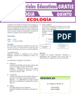 La-Ecología-para-Quinto-Grado-de-Secundaria