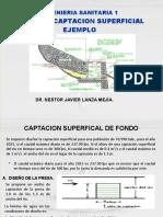 5.1 EJEMPLO. OBRA DE CAPTACION SUPERFICIAL