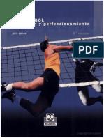 EL Voleibol- Iniciacion y Perfeccionamiento