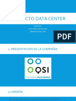 Proyecto Data Center - Fase 1