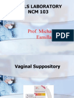VAGINAL-SUPPOSITORY