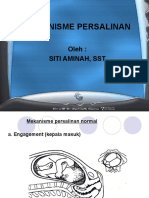 MEKANISME PERS