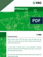 Presentation for Expo Van - GUJ