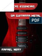 As Técnicas Essenciais da Guitarra Metal - 2019.pdf
