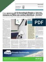 Acens Cloud Hosting en El Economista (28-enero-2011)
