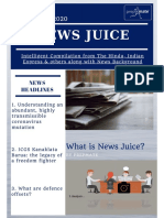 News Juice - 1st October, 2020