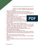 Interview Portfolio for SPED teachers