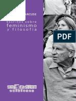 Herbert Marcuse - Escritos sobre feminismo y filosofía.pdf
