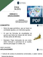UDEP - UNIDAD 3