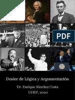 Dosier de Lógica y Argumentación