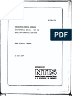 AMCP 706-115 AD-784999 Engineering Desing Handbook- Environmental Series, Part one-Basic Environmental Concepts
