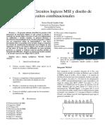 Circuitos logicos MSI y diseño de circuitos combinacionales.pdf