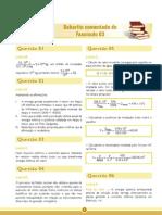 ENEM Amazonas GPI Fascículo 3 – A Energia e suas Transformações - Gabarito Comentado