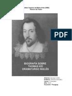 Dramaturgo ingles, Thomas Kid