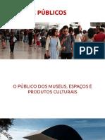 Gestão de Públicos - PUC