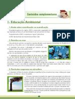ENEM Amazonas GPI Fascículo 4 – Educação Ambiental - Conteúdos complementares
