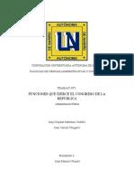 FUNCIONES DEL CONGRESON DE LA REPUBLICA.docx