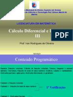 Aula 1- Cálculo Diferencial e Integral.pptx