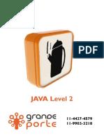 Apostila Java Level 2 - Versão 2.1.1