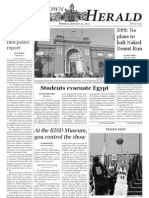 January 31, 2011 issue