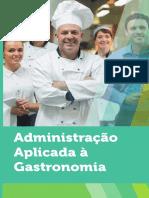 Administração aplicada à gastronomia