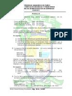 Costos I - Practica II