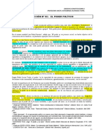 LECCIÓN 02 EL PODER POLÍTICO