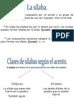 Tipos de sílabas y acentuación.ppt