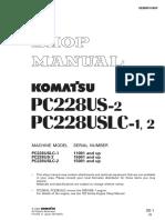 KOMATSU BACKHOE PC228USLC-1  (MANUAL) (1).pdf