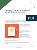 5 Gestionar la calidad del proyecto_ el ejemplo de una aseguradora