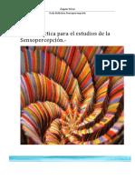 ++Guía didáctica para el estudios de la Sensopercepción